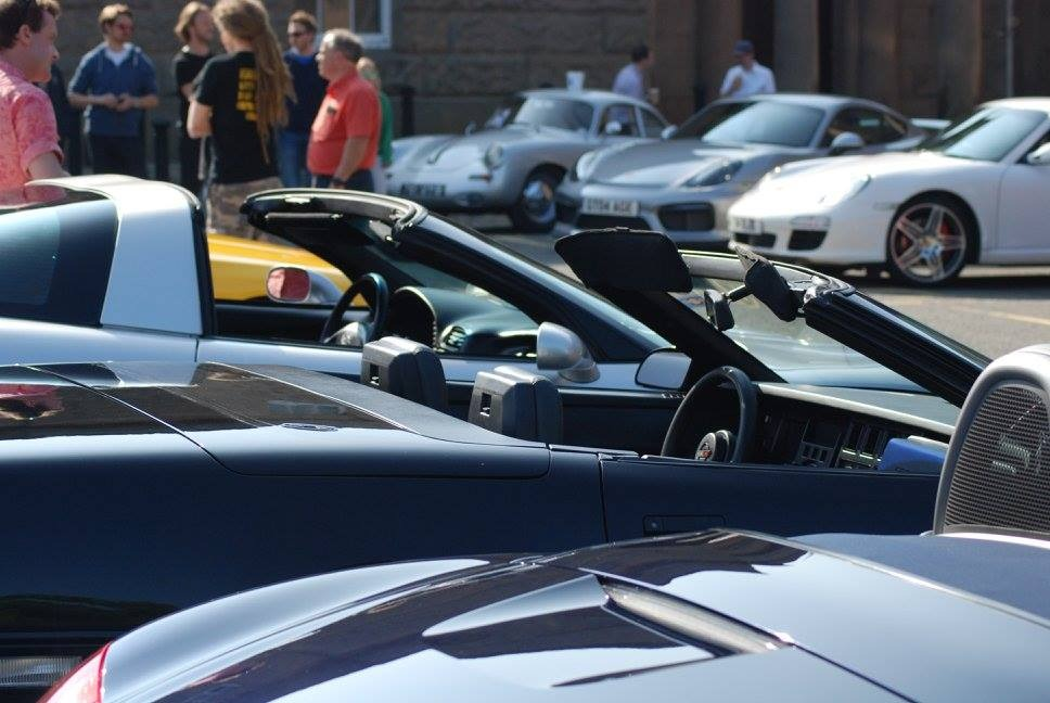 Photo of Cars & Coffee Cheshire at Chester Castle